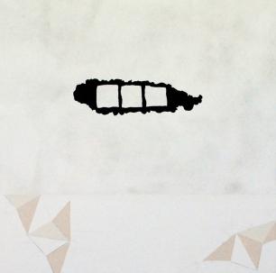 Julião Sarmento, Jabbah, 2014. Cortesia do artista e Galeria Fonseca Macedo, 2014.