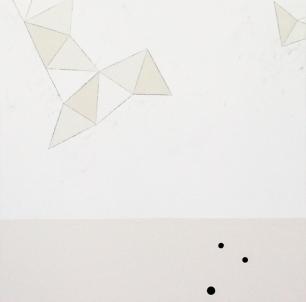 Julião Sarmento,Lyrae, 2014. Cortesia do artista e Galeria Fonseca Macedo, 2014.