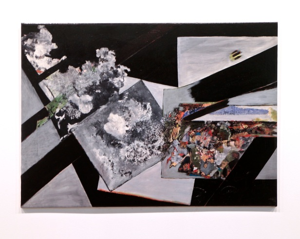 Vista da Exposição Túlia Saldanha. CAM - Fundação Calouste Gulbenkian. Fotografia Making Art Happen.