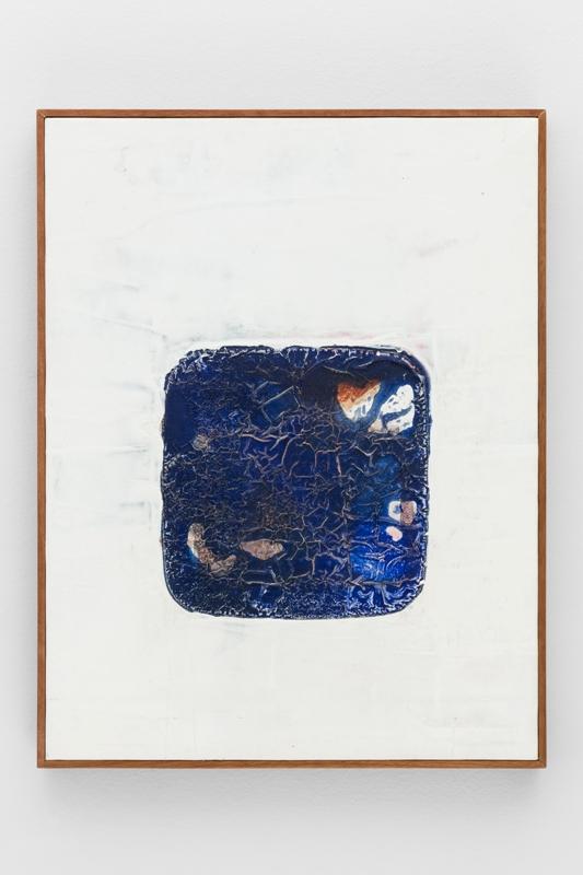 Rui Horta Pereira, Turvo 7, 2014, acrílico e têmpera sobre tela preparada, 36 x 28 cm Foto: Bruno Lopes. Imagem cortesia do artista e 3+1 Arte Contemporânea, Lisboa.