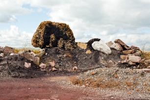 . Exposição 'da fábrica que desvanece à baía do tejo'. Fotografia Jorge Graça.