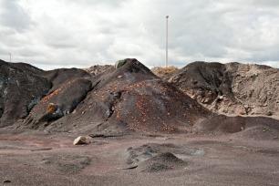 Exposição 'da fábrica que desvanece à baía do tejo'. Fotografia Jorge Graça.