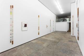 Vista da exposição, Turvo, Rui Horta Pereira Foto: Bruno Lopes. Imagem cortesia do artista e 3+1 Arte Contemporânea, Lisboa.