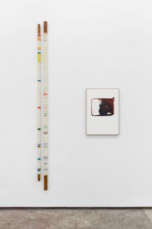 Vista da exposição, Turvo, Rui Horta Pereira Foto: Bruno Lopes. Imagem cortesia do artista e 3+1 Arte Contemporânea, Lisboa