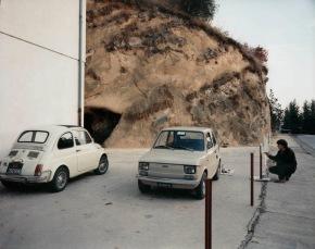 Guido Guidi, Sem Título, 1985, 20x25cm, Edição 5 + 2. Cortesia do artista e Galeria Pedro Alfacinha.