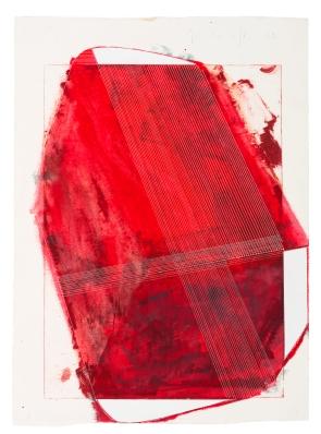 da exposição 'Objetos Imediatos' de José Pedro Croft. Cortesia Fundação Carmona e Costa.