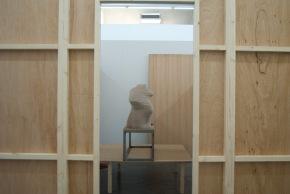 Rui Sanches, vista da exposição 'Reflexos na água', Appleton Square, Lisboa, 2014.