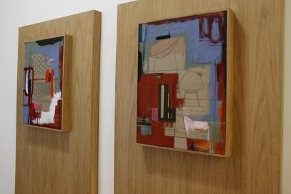 """vista da exposição """"Como se fosse a primeira vez"""", Inês Norton. Cortesia da artista e Miguel Justino Contemporary Art."""