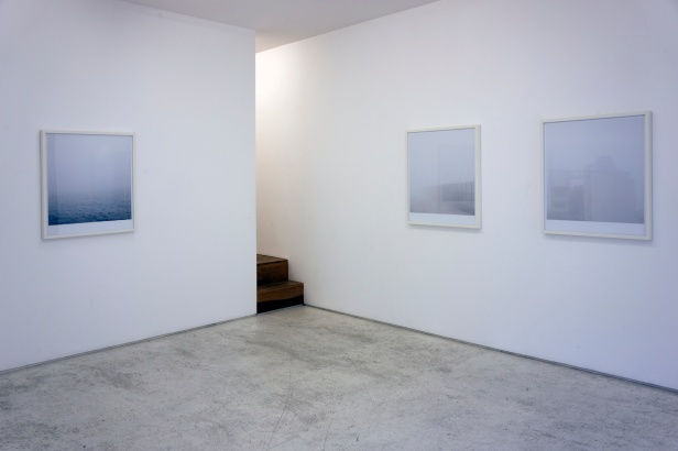 Vista da exposição 'Compêndio do Nada' de Valter Ventura @ Kubikgallery, Porto, 2014. Cortesia do artista e Kubikgallery.