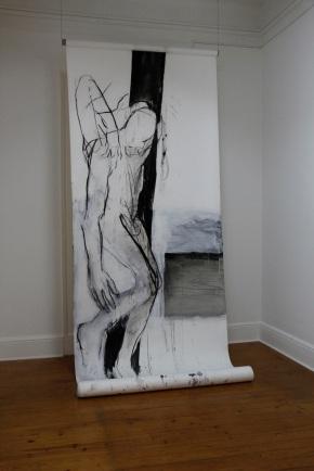 """vista da exposição """"Como se fosse a primeira vez"""", Mário Rita. Cortesia da artista e Miguel Justino Contemporary Art."""