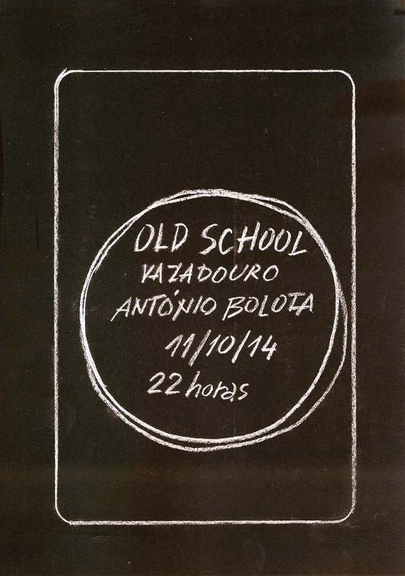 Old School | António Bolota