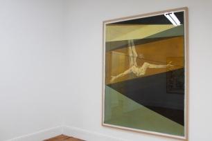 """vista da exposição """"Como se fosse a primeira vez"""", Pedro Batista. Cortesia da artista e Miguel Justino Contemporary Art."""