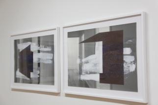 """vista da exposição """"Como se fosse a primeira vez"""", Tomaz Hipólito. Cortesia da artista e Miguel Justino Contemporary Art."""