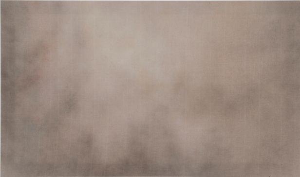 Michael Biberstein, S/Título, 1997. Acrílico s. linho 188 x 318,5 cm Coleção Biberstein-Gusmão. Foto © 2014, DMF – Daniel Malhão.
