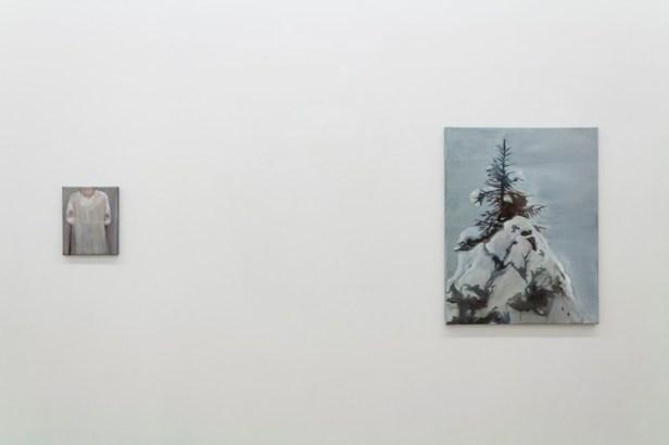 Vista da exposição, Heimat, Daniela Krtsch. Imagem cortesia da artista e 3+1 Arte Contemporânea, Lisboa. Fotografia da exposição: João Ferro Martins.