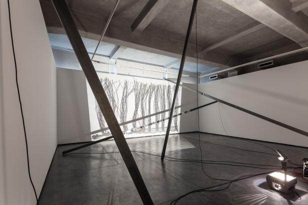Ricardo Jacinto, Segmentos. Appleton Square, Lisboa. Cortesia do artista e Francisco Fino Art Projects. Fotografia © Francisco Nogueira.