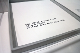 Sara & André, vista da Exposição 'Exercício de Estilo', MNAC. Fotografia da exposição Making Art Happen.