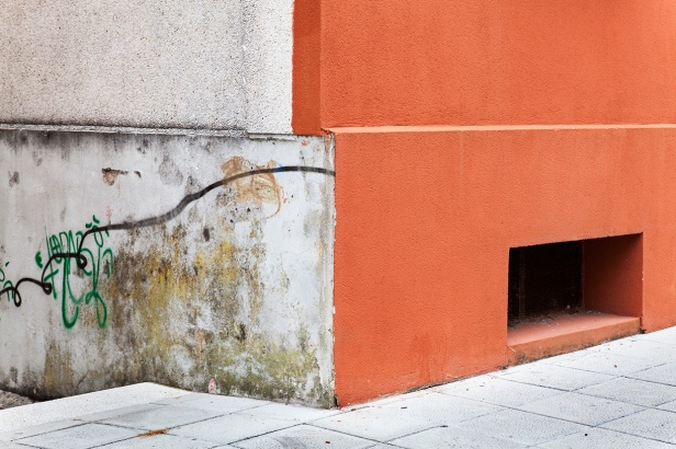 Catarina Botelho, exposição 'Zona de Ordenação Aberta'. Teatro da Politécnica, Lisboa. Cortesia da artista.