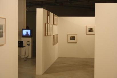 Vista da exposição Guido Guidi | Carlo Scarpa Tomba Brion. Garagem Sul - CCB, Lisboa. Fotografia: Diogo Nunes. Cortesia CCB.