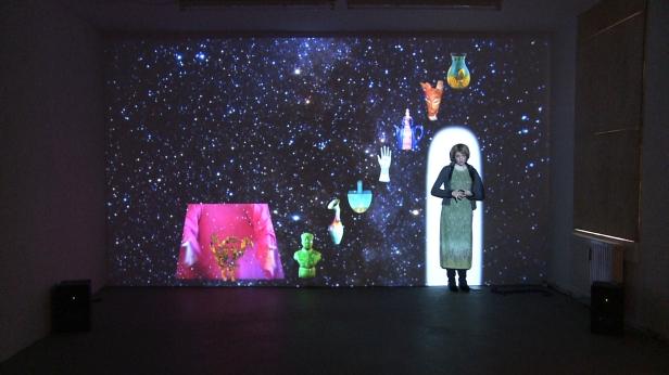 Shana Moulton, performance.