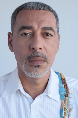 Retrato de Ayrson Heráclito