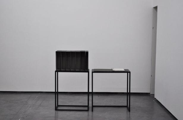 Nuno Nunes Ferreira, circa diem, Empty Cube, 2015, Appleton Square, Lisboa. Cortesia do artista e Empty Cube.