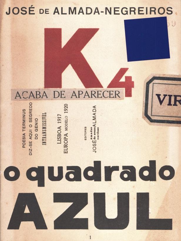 Almada Negreiros, k4. Exposição Almada Negreiros: O que Nunca Ninguém Soube que Houve. Museu da Electricidade, Lisboa. Cortesia da Fundação EDP.