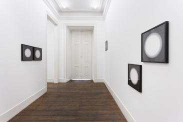Detanico Lain, vista da exposição 'sobre o céu'. Vera Cortês Art Agency. Cortesia dos artistas e Vera Cortês Art Agency, Lisboa.