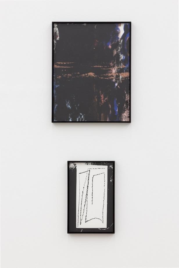 Gabriel Lima, Hanoi, Hanoi, 2015. 310 X 180 cm, óleo e acrílico s/tela. Galeria Múrias Centeno, Lisboa. Fotografia Bruno Lopes. Cortesia do artista e Galeria Múrias Centeno.