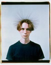 Mona Hatoum, Static Portrait (Karl), 2000. Cortesia da artista e Novo Banco.
